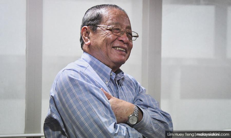 Malaysiakini - Mr Perfect, Lim Kit Siang