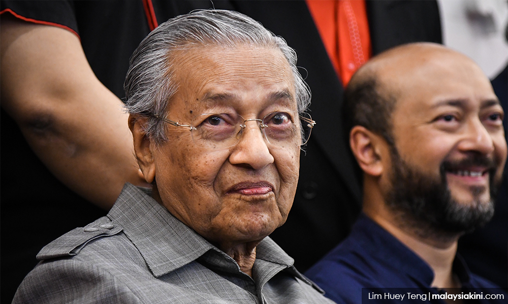 Bersatu Youth rejects ROS letter, sees party polls as way out