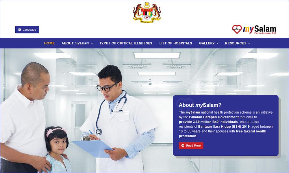 Malaysiakini Mysalam Online Eligibility Checks Begins On March 1