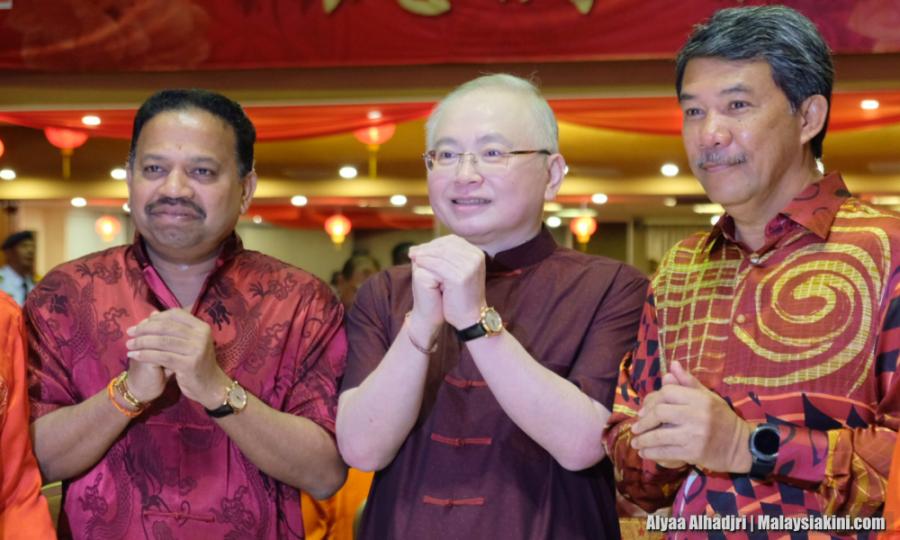 Malaysiakini - Mat Hasan: No BN meeting because MCA, MIC feared journos