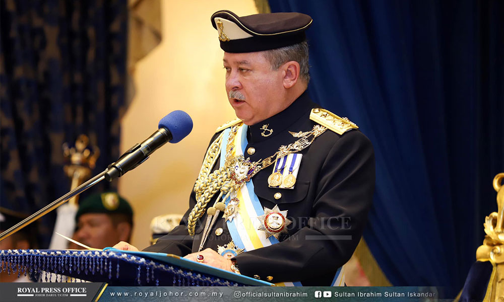 Johor Sultan Offers To Give Up Land, And 7 Things That