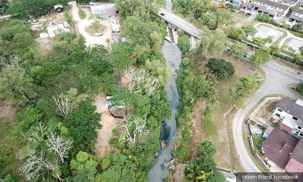 Two days left for team to clean up chemical waste in Sungai Kim Kim