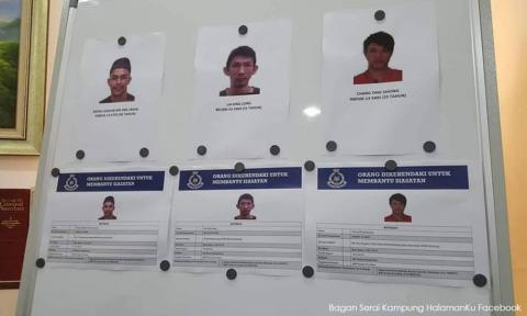 One of three suspects in Cambodia job scam case remanded