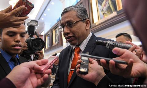 No one is above the law, including court judges - Hanipa
