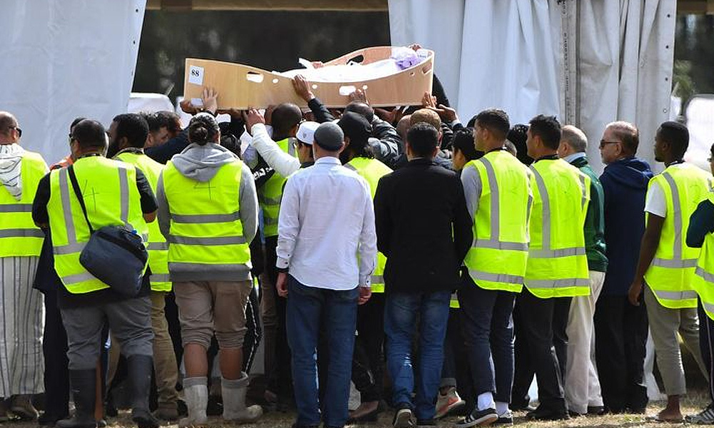 Mosque Shooting Video Update: Burials Begin For New Zealand Mosque Shooting Victims