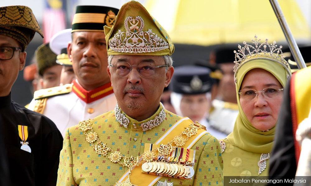 Malaysiakini Laporan Kelantan Benarkan Gambar Agong Permaisuri
