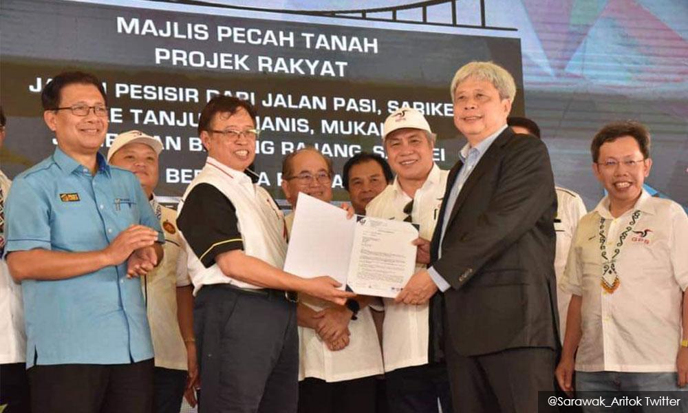 Abang Johari  Sabah  S U0026 39 Wak Cms Did Not Give Approval For