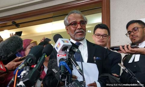 Shafee hammers on Jho Low transcript: 'How can you blame Najib?'