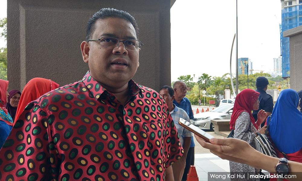 Umno leader willing to take lie detector test over sex video