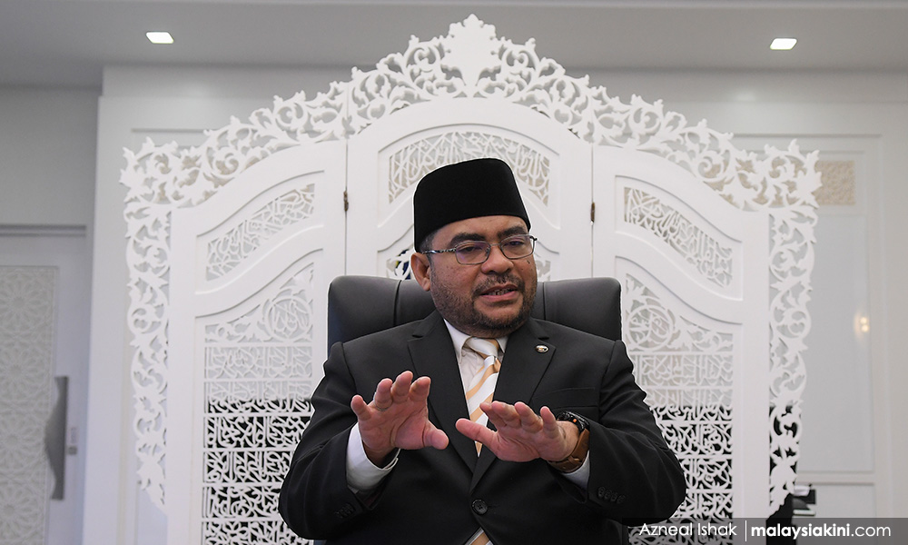 Mujahid says special law needed to curb hate speech