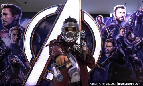 Avengers assemble again