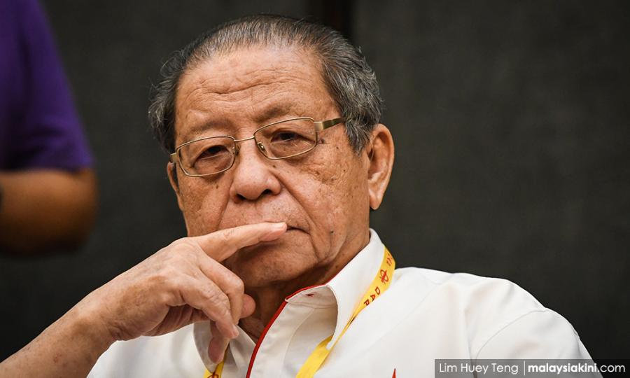 Malaysiakini - Kit Siang: Should I just forget about New M'sia and quit?