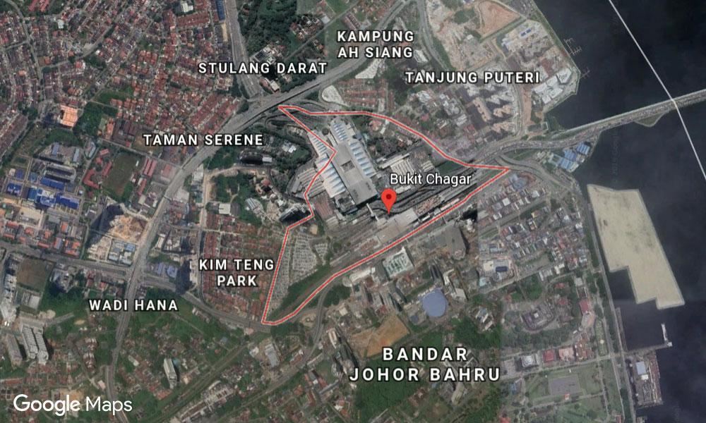 Tanah Pusat Kini Milik Sultan Johor, Projek RTS Terganggu