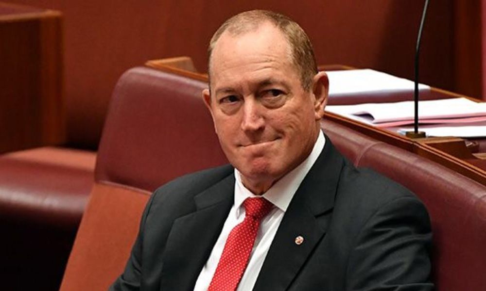 Senator Who Blamed Christchurch Attack On Muslim