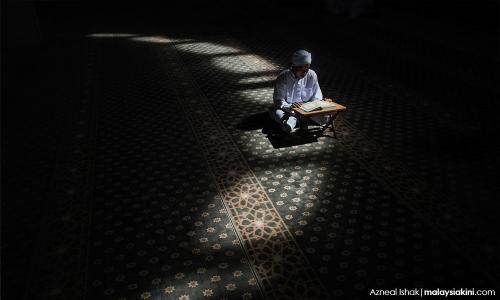 A time for spiritual reflection