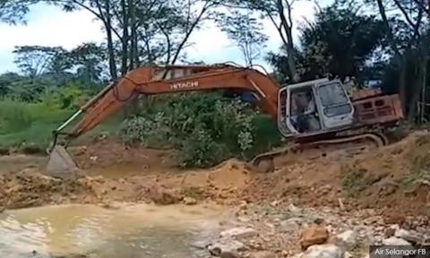 Water supply fully restored in Klang