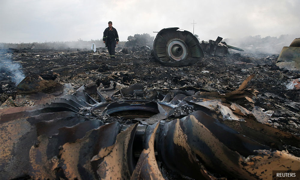 NGOs echo Dr M's claim MH17 probe 'biased against Russia'