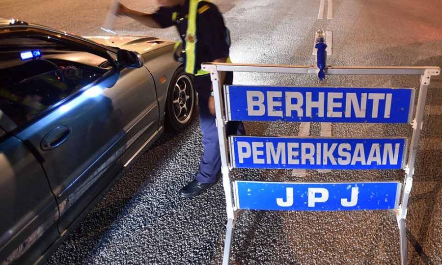 Malaysiakini - JPJ keluar lebih 1 juta saman dalam tempoh 10 bulan