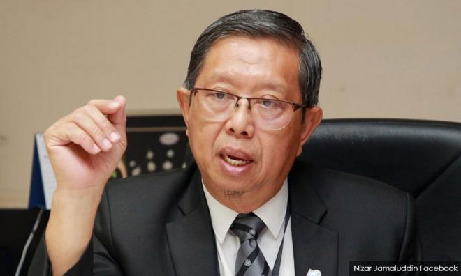 Malaysians Must Know The Truth Nizar Rejects Post Dated Cheque From Pas Leader Who Slandered Him