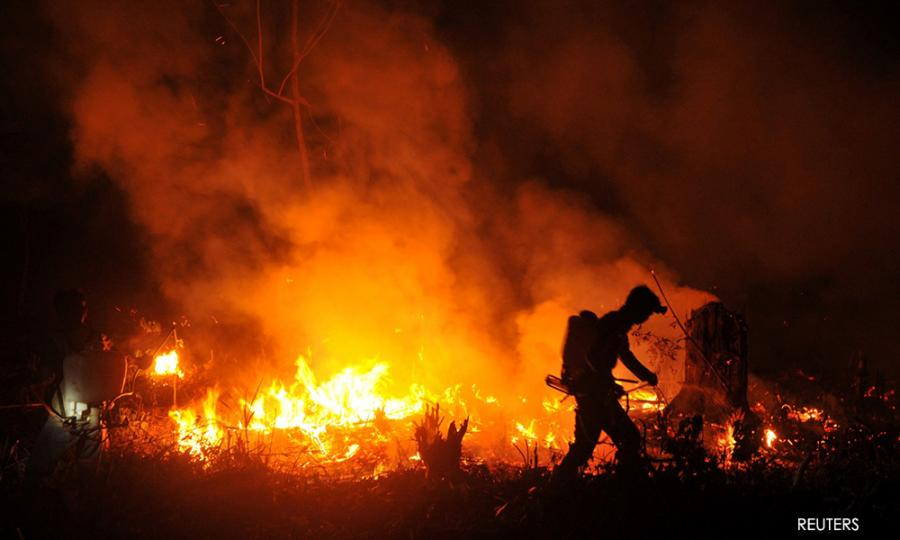 Malaysiakini Haze Ioi Sime Darby Among M Sian Firms Blamed For Indonesia Forest Fires