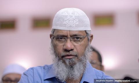 No record of Zakir Naik applying for M'sian citizenship