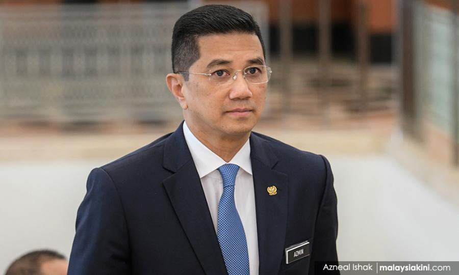 Malaysiakini - Yoursay: Azmin has some explaining to do on his travel bills
