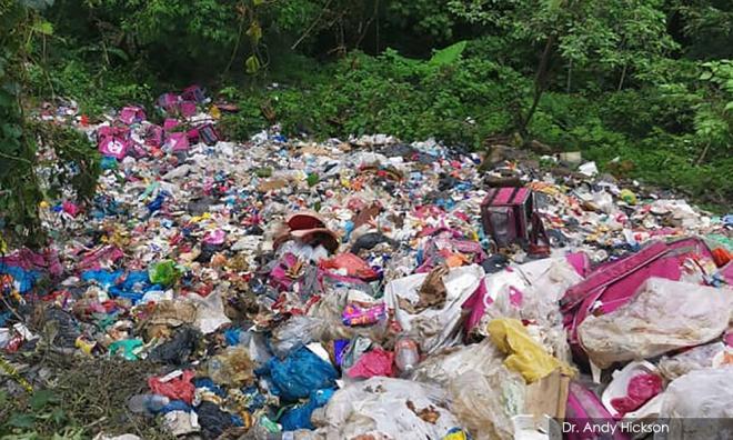 Malaysiakini - Hutan jadi tempat buang sampah