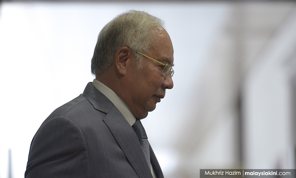 Yoursay: Was Najib shocked by RM42mil that went into his bank account?