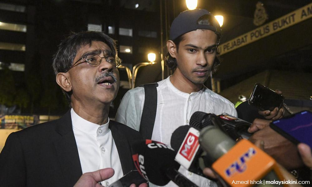 Image result for Lawyer Haniff Khatri Abdulla and Muhammed Yusoff Rawther