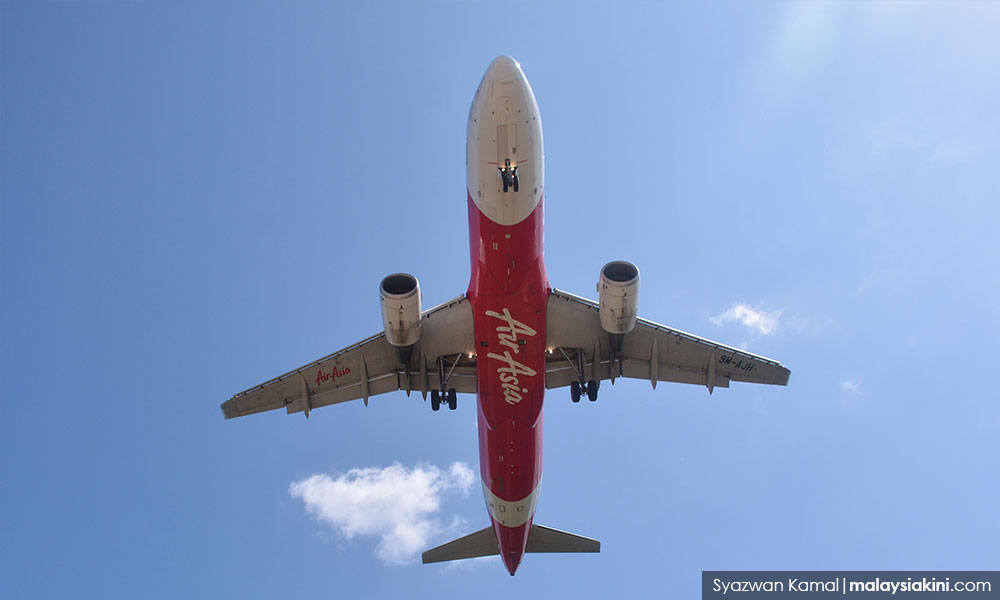AirAsia denies wrongdoing in Airbus bribery case