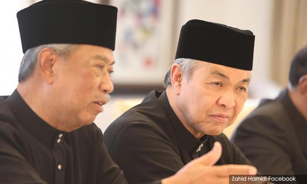 'Umno buli Muhyiddin' – Kadir Jasin