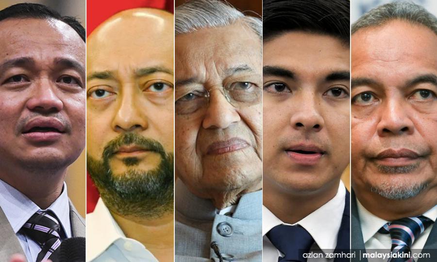 Malaysiakini - Keahlian Dr M, Mukhriz dan 3 yang lain dalam ...
