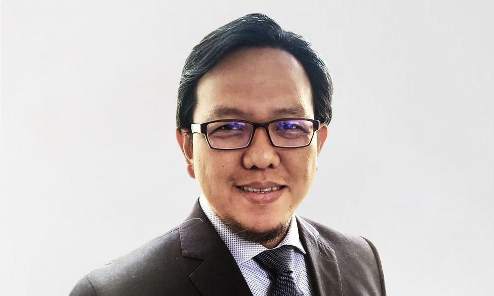 Associate Professor of Ahmad Ibrahim Kulliyyah of Laws IIUM Sonny Zulhuda